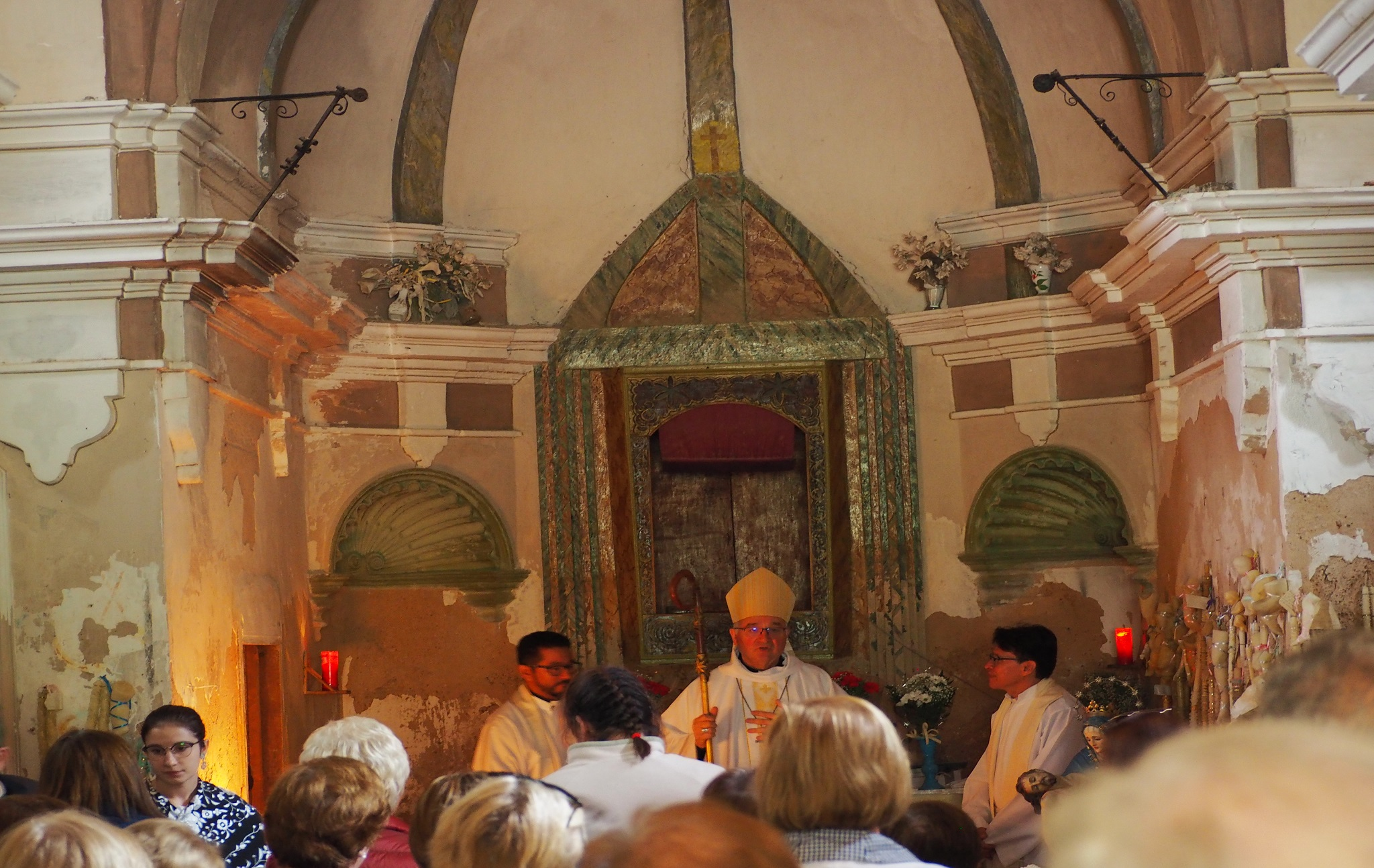 Éxito Romería a la Virgen de los Dolores Arcos de las Salinas